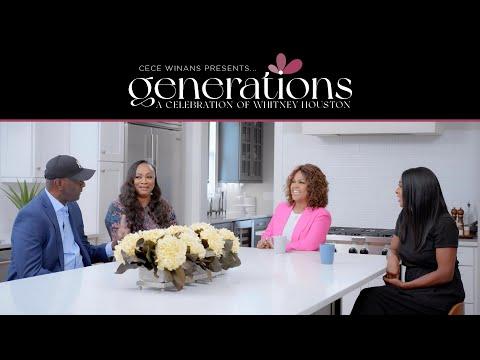 Download CeCe Winans Presents... Generations: A Celebration of Whitney Houston