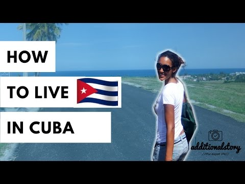 How To Study Spanish And Live  In Cuba As An Expat