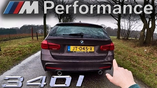 Bmw 340i M Performance Review Pov Test Drive By Autotopnl