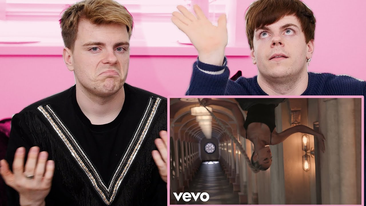 Reacting To Ariana Grande Shawn Mendes No Tears Left To Cry In My Blood Niki And Sammy