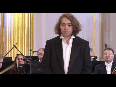 Концерт в Эрмитаже: Адам Гуцериев, Даниэль Орен, оркестр Силезской филармонии