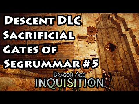 Dragon Age Inquistion - Sacrificial Gates - Gate #5 - 4K Ultra HD