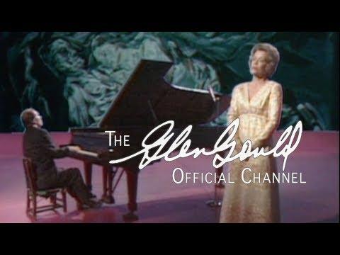 Glenn Gould - Schoenberg, 8 Lieder op. 6 (OFFICIAL)