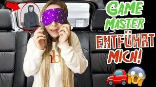 im Auto BLIND vom GAME MASTER 24 STUNDEN entführt (unbekannten Raum gesperrt)