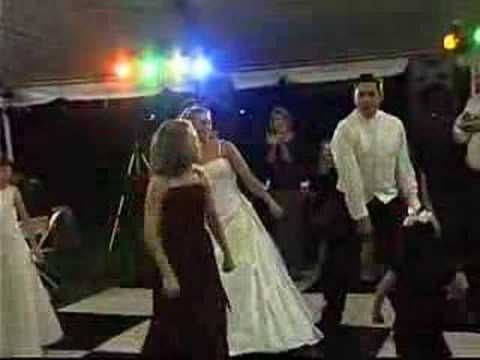 High School Musical Wedding Dance