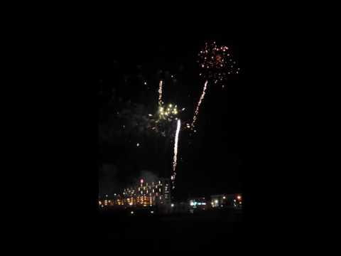 Fireworks - Birmingham Barons Baseball