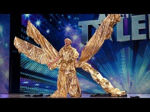 Dennis Egel Bring Me To Life - Britain's Got Talent 2012 audition - UK version