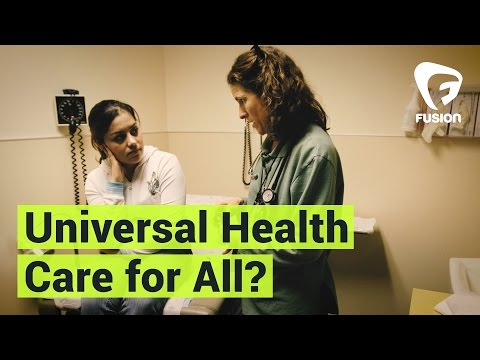 Universal Health Care: Why Are We Arguing Over Obamacare and Trumpcare?