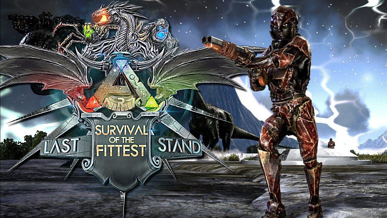 Картинки по запросу ARK: Survival of the Fittest