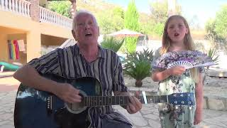 Somewhere Over The Rainbow Israel Kamakawiwo ole - Hollie and Grandad singing in the Jalon Valley.mp3