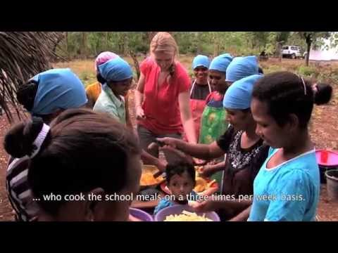 World Food Programme for Schools - Laser Beam Project | Unilever Food Solutions UK