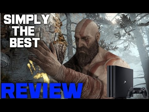God Of War Review (PS4 Pro) The Greatest Single Player Experience Of All Time!