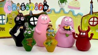 Barbapapa Figurines Jouets en français Plastoy