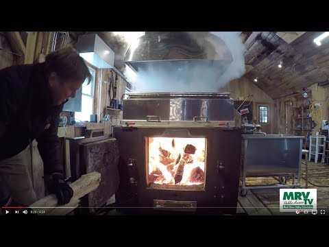 Pure Vermont - A Look At The Maple Sugaring Process