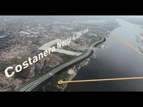 Proyecto Costanera Norte - Asuncion