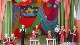 """Детский оркестр """"Вальс цветов"""" П.И. Чайковский. Д/с № 42 """"Пингвинчик"""", г. Верхняя Салда."""
