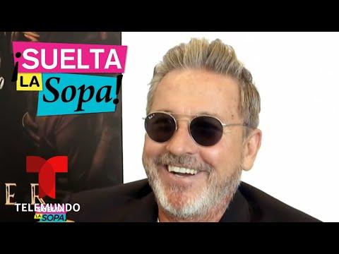 Lupillo Rivera tiene tatuaje de Belinda, según Montaner | Suelta La Sopa | Entretenimiento