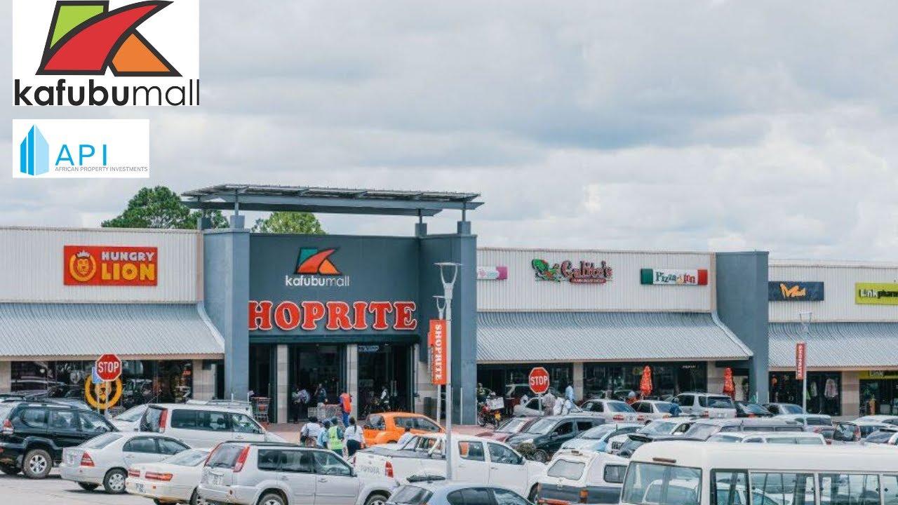 Download Kafubu Mall - Zambia, Ndola