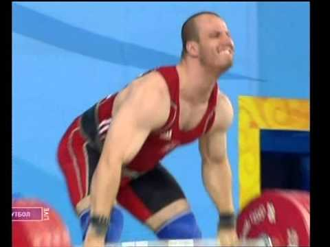 Klokov Dmitry Olympic games 2008 part 3