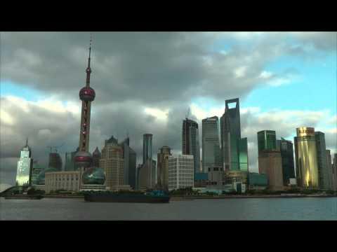 On the Bund, Shanghai