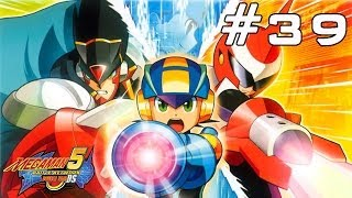 Mega Man Battle Network 5: Double Team DS - Part 39: Our HP Are Being Attacked!