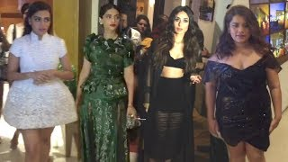 Veere Di Wedding Music Launch - Kareena, Sonam, Swara And Shikha Stylish Entry
