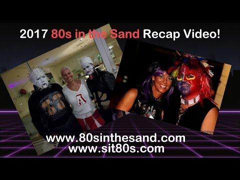 2017 80s in the Sand Video Recap - Stuck in the 80s