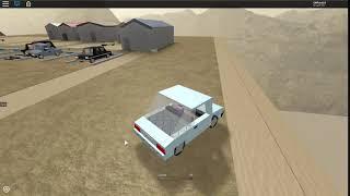 ROBLOX Inertia Drift scene Success! (kinda)