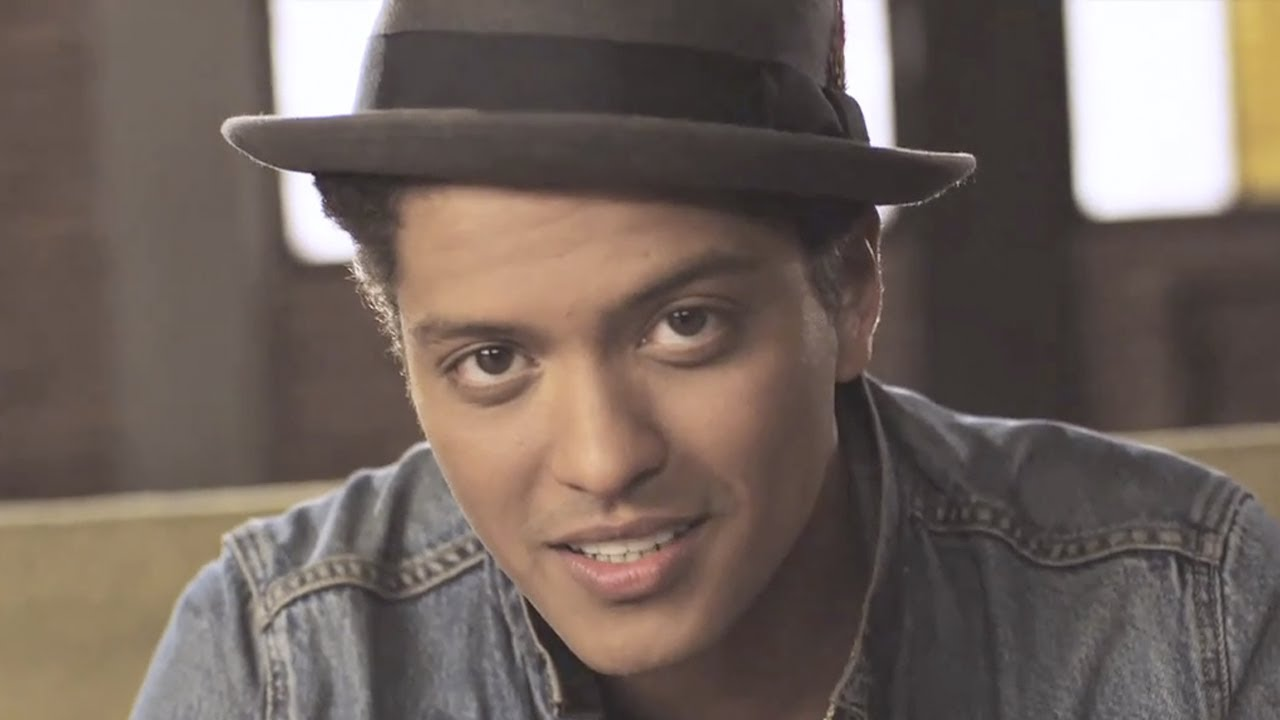 Image result for bruno mars