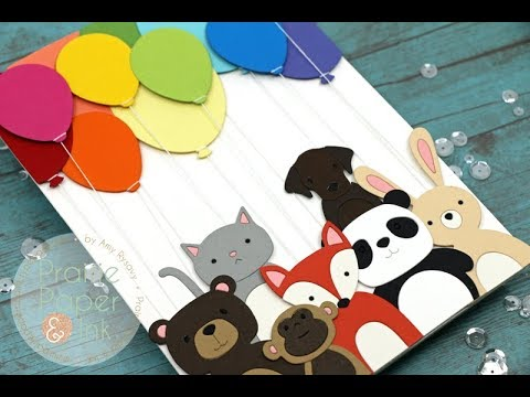 Sss Picture Book Birthday Card Youtube