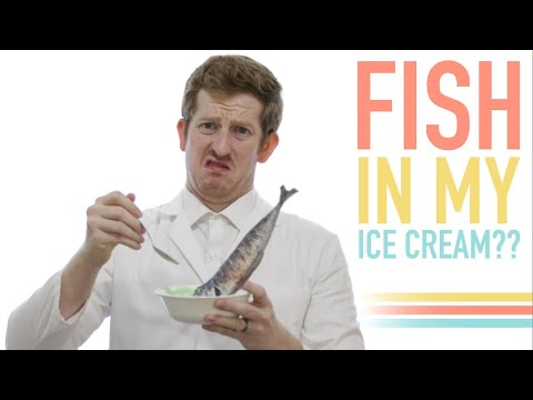 Why's There FISH In My Ice Cream??    Antifreeze Protein