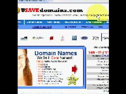 Register Domain Name Tutorial
