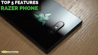 Razer Phone 2: Top 5 New Features!!!