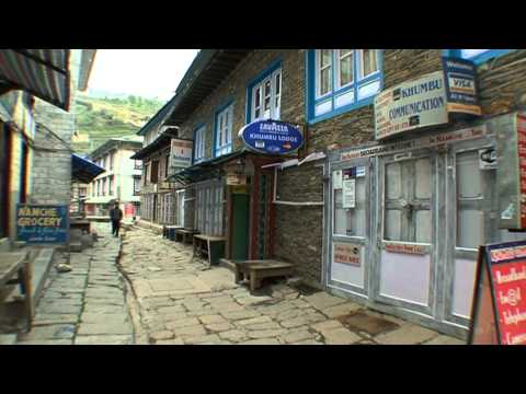The High Cybercafe: Internet in the Nepal Himalayas (2012)