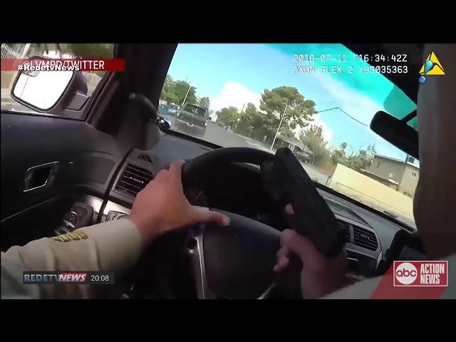 Impressionante! Perseguição policial termina com duas mortes