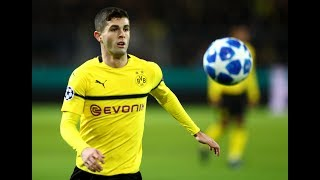 Christian Pulisic completes Chelsea move for £58m | Goals & assists, ridiculously talented!