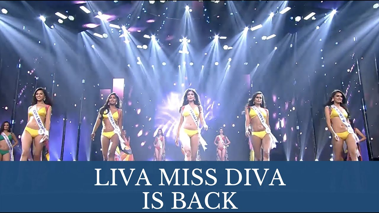 They Came, They Won, They Conquered! LIVA Miss Diva Returns!
