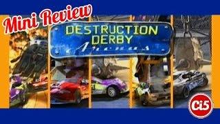 Destruction Derby Arenas (Mini Review)