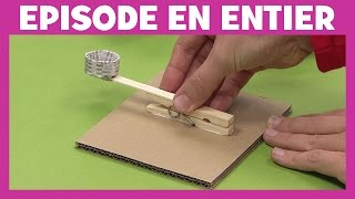 Art attack - Catapulte sportive - Sur Disney Junior - VF