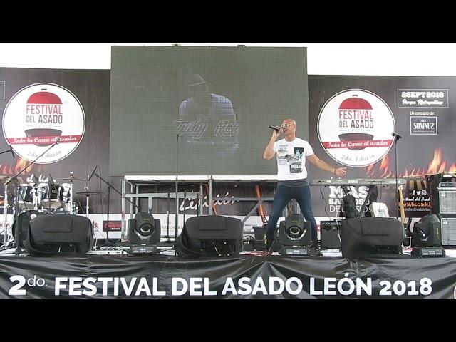 Ya basta - Toby Rea festival asado 2018 Leon Gto. Mex