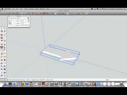 SketchUp in Pillole