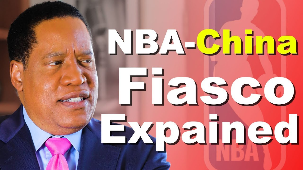 The Epoch Times The Real Reason Why the NBA Won't Criticize China | The Larry Elder Show