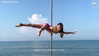 Фото Детский летний лагерь 2020 промо Summer Kids Camp Pole Dance