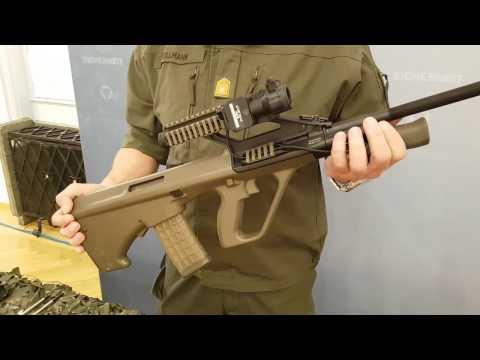 Sturmgewehr 77 KPE