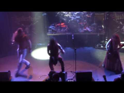 EQUILIBRIUM - Himmelsrand/Skyrim (Jeremy Soule cover) - (HQ-sound live playlist Heidenfest)