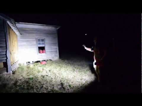 Welcome to Supercharged; introducing the HiViz FireTech Handheld scene light