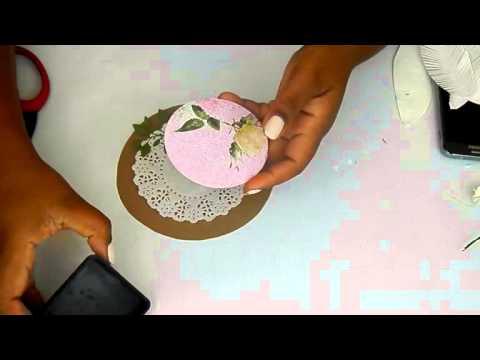 DIY: Paper Dreamcatcher