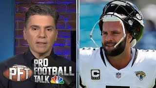 Jacksonville Jaguars paying the price for committing to Bortles | Pro Football Talk | NBC Sports