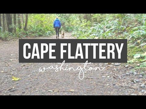 Cape Flattery Trail, Washington - a Drivin' & Vibin' Travel Vlog - Olympic Peninsula