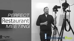 Perfect Restaurant Meeting